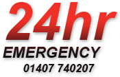 24hr emergency oil